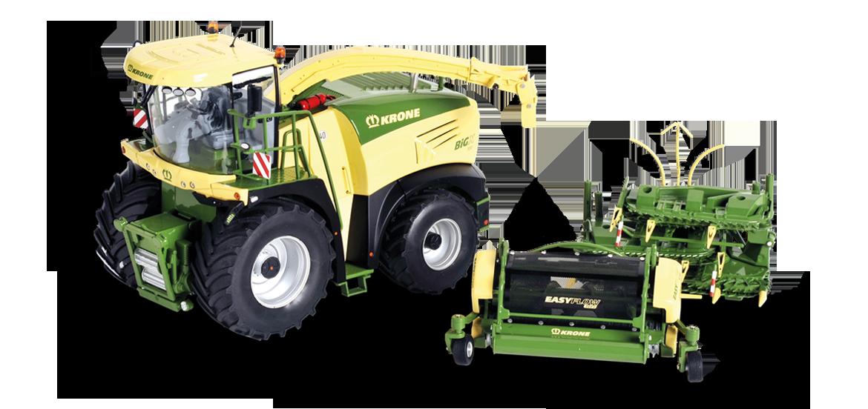 Modellini macchinari agricoli rifiniti in ogni particolare
