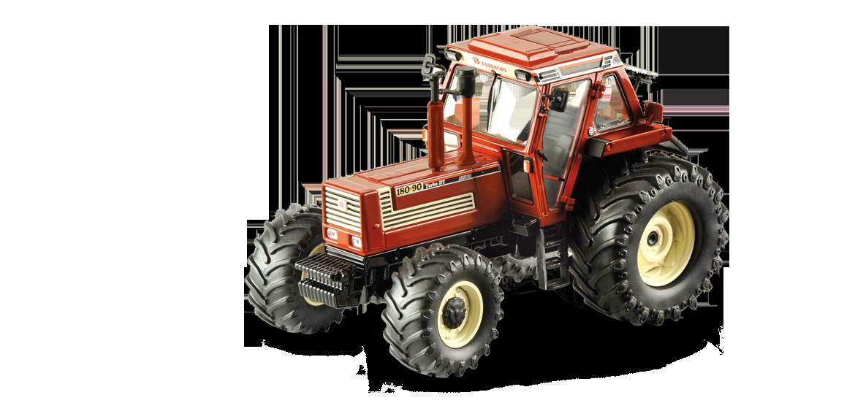 Modellino in scala trattore classico altissima qualità