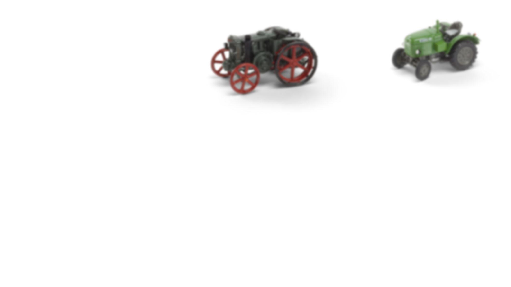 Produttore di modellini di trattori classici di altissima qualità