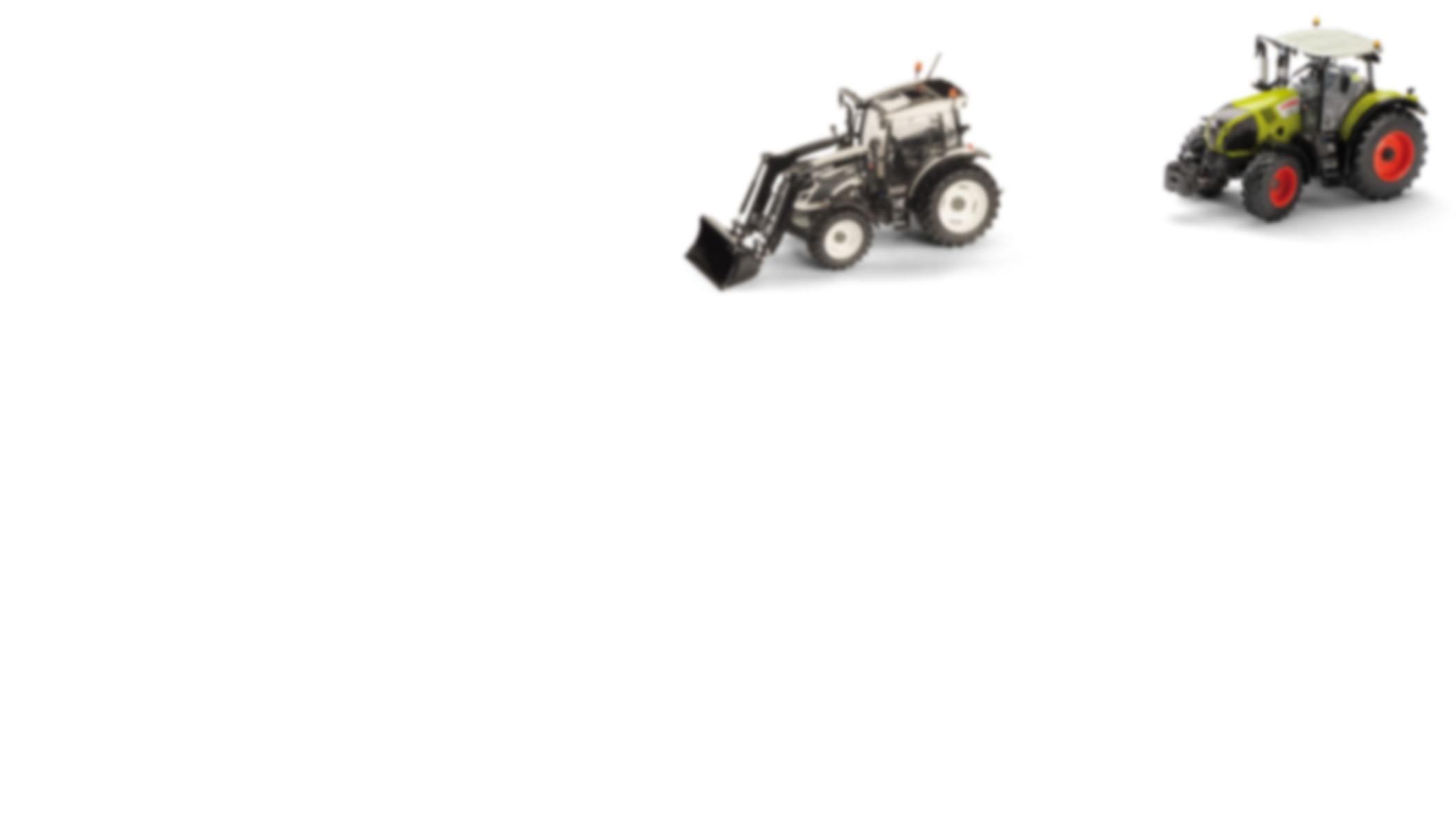Produttore di modellini di trattori di altissima qualità