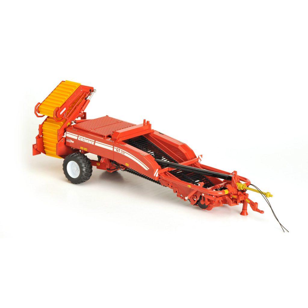 Modellino raccoglitore di patate Grimme GT 170