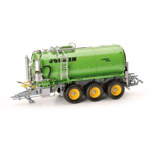 Modellino statico Joskin Green tank
