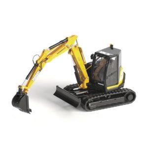 Modellino escavatore Yanmar