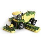 Modellino statico macchinario agricolo alta definizione