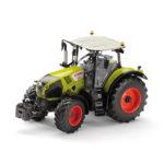Modellino trattore Claas in alta definizione