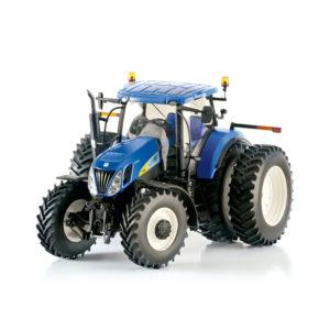 Modellino trattore New Holland alta qualità