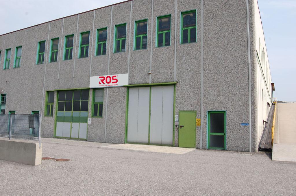 Ros azienda e magazzino Brescia